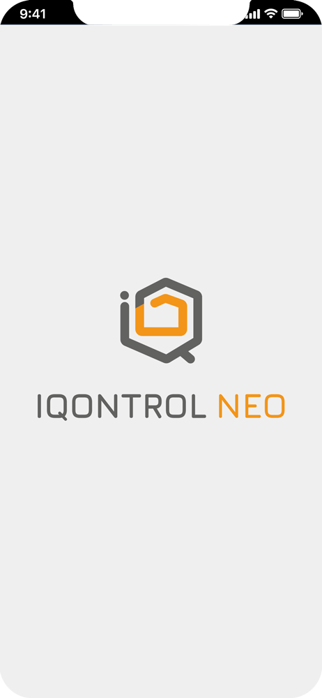 splash screen iqontrol neo
