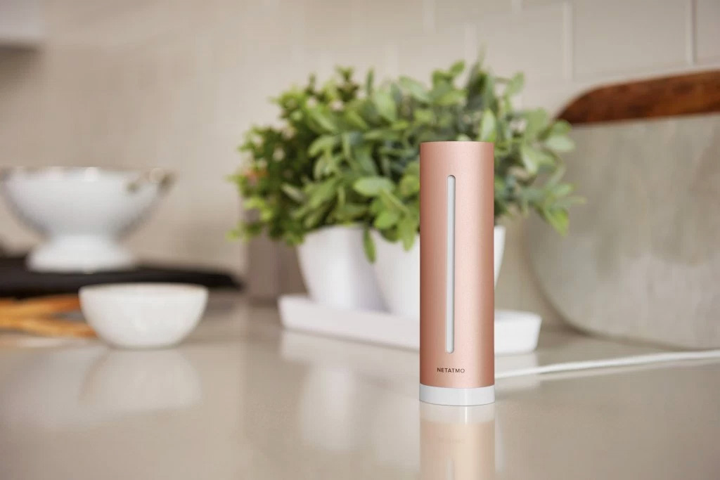 Kitchen WEB netatmo neo smart