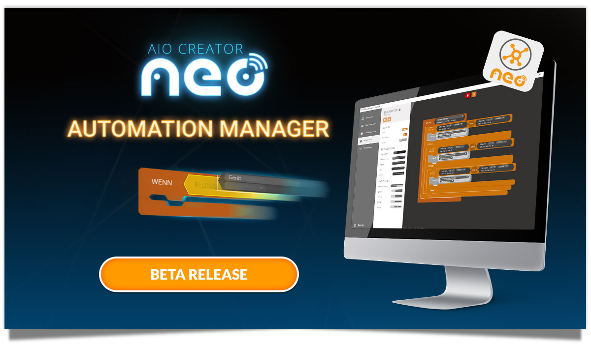 Automation Manager Beta Release mediola