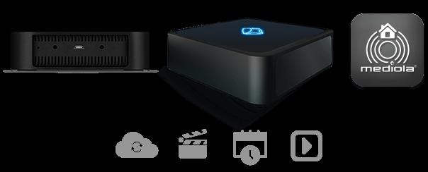 basic paket für smart home mit mediola gateway v5 inkl iqontrol