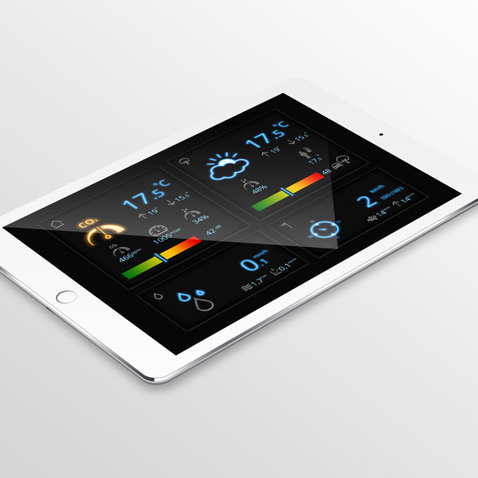 netatmo smarthome wetter app mit neo plugin