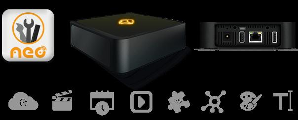 pro paket für smart home mit mediola gateway v5 plus inkl neo