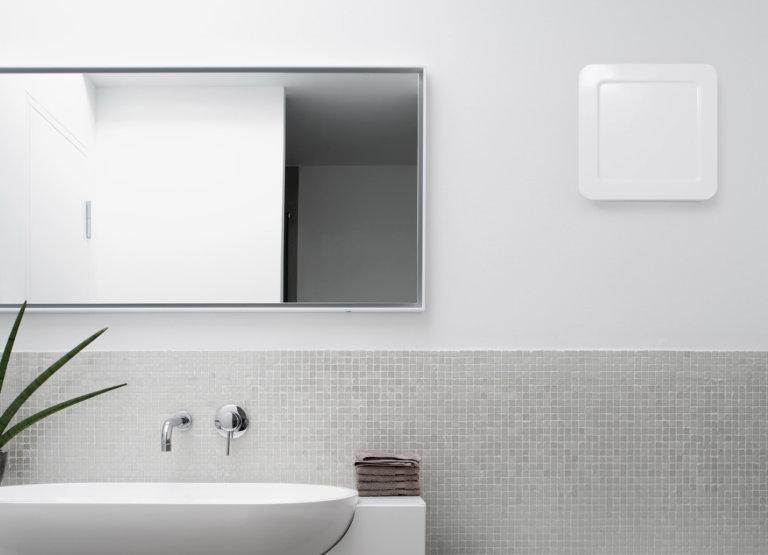 AEROTUBE_Badezimmer - mediola® und SIEGENIA arbeiten gemeinsam am Smart Living von morgen