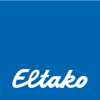 Eltako Logo ohne Claim - Works with mediola