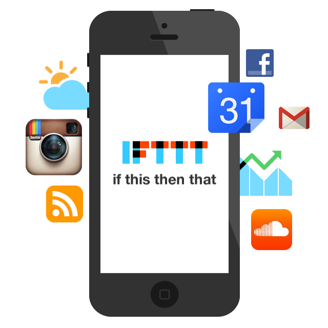IFTTT mediola cloud-services