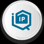IP.QONTROL NEO Logo Kategorie button