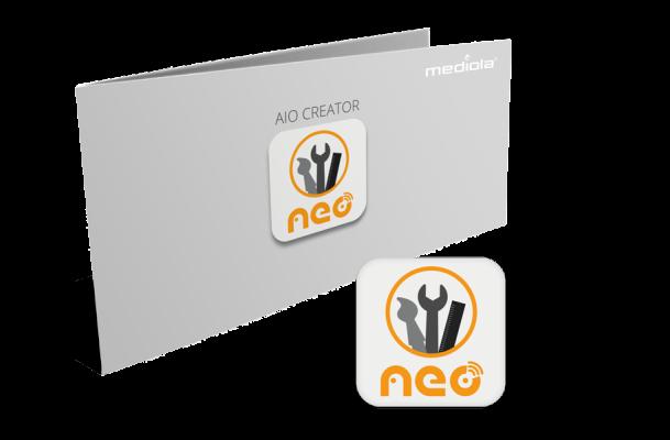 Lizenzkarte für AIO Creator NEO