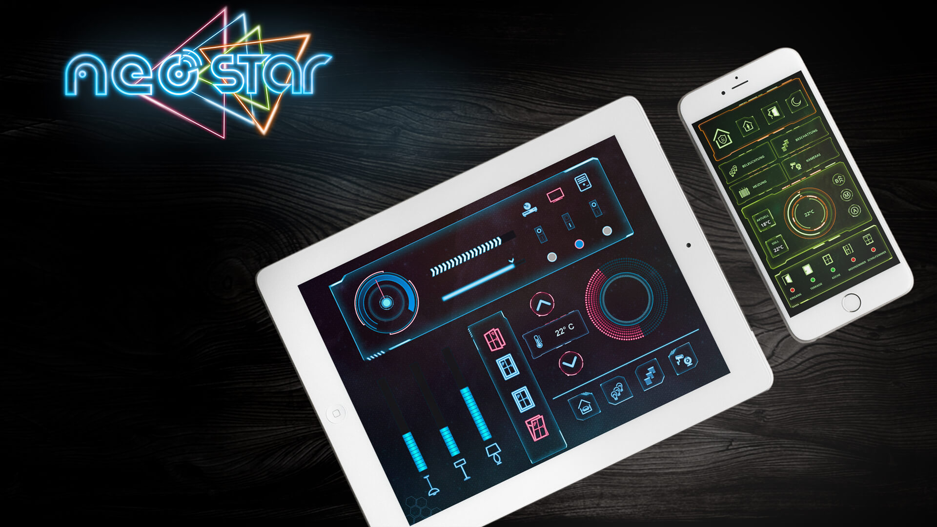 NEOstar-ipad-iphone-iconsets_smart-home_mediola_aio-creator-neo_1920x1080