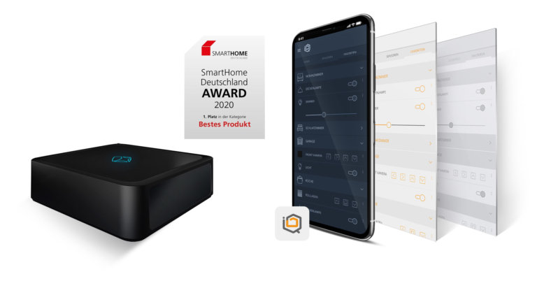 aio gateway - smart home award gewinner - bestes produkt