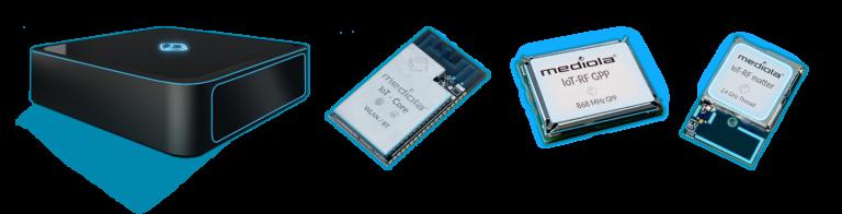 IoT Module & AIO Gateway mini V6 - smart home plattform