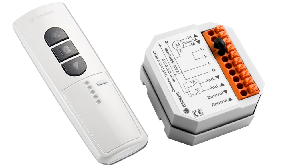 Mediola verbindet BECKER-Antriebe mit vielen weiteren Marken/ Geräten