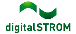 digitalstrom logo - works with mediola