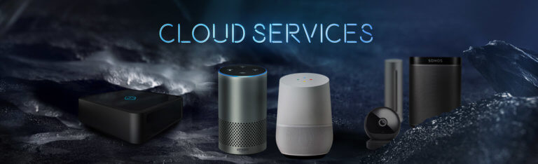 cloud services smart home