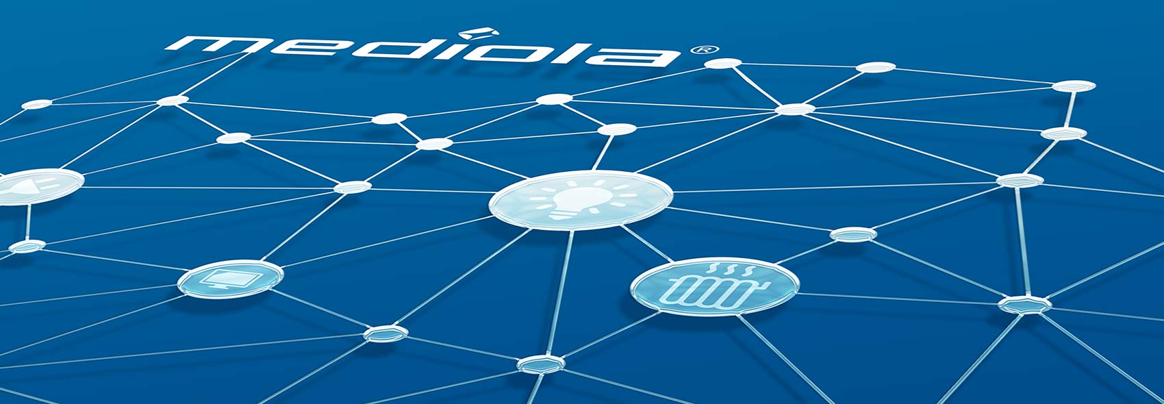 Smart Home Netzwerk mit mediola