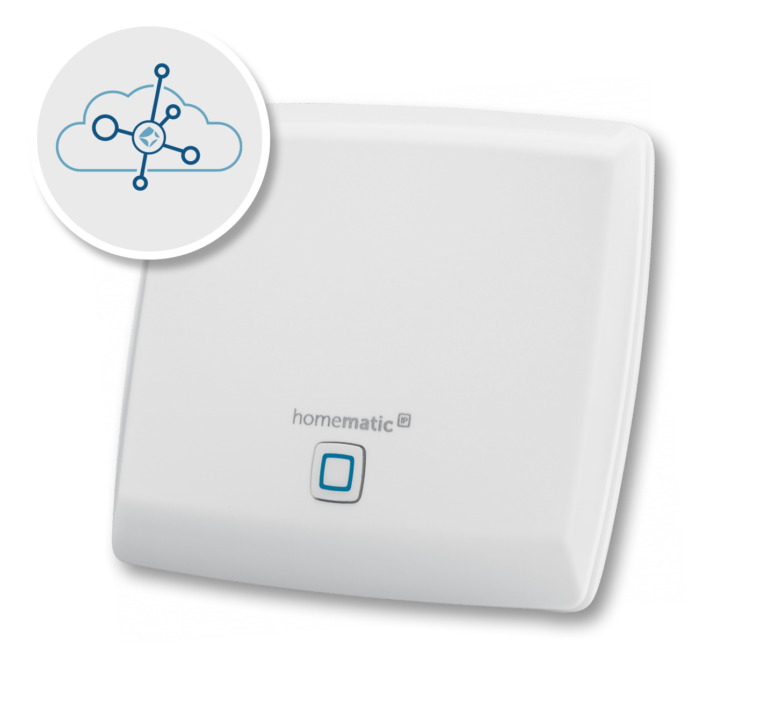 homematic ip access point mit mediola cloud services