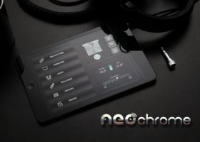 ipad mit smart home app skin NEOchrome