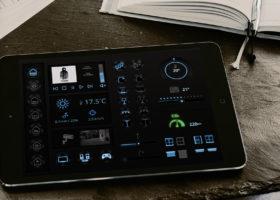 NEO smarthome App mit neotronic Icons