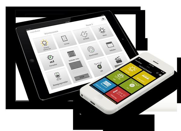 Ipad und Iphone mit Iqontrol
