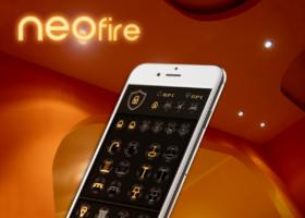 light NEO fire smart home app