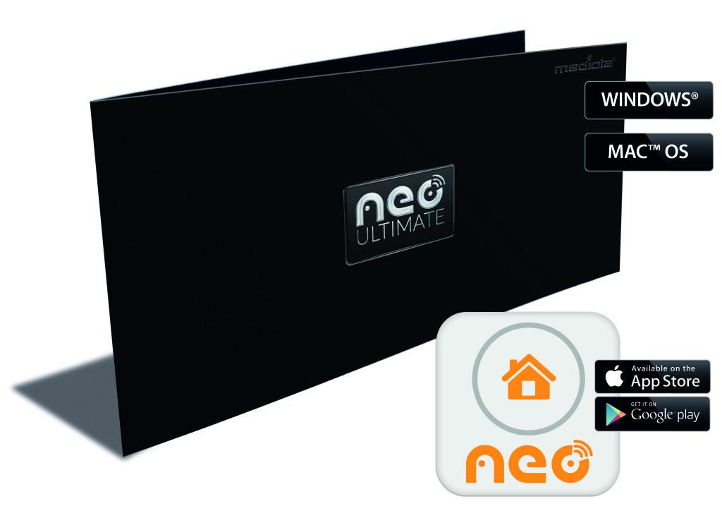 lizenzkarte creator neo smart home mediola ultimate
