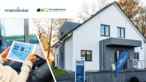 mediola® rüstet Schwabenhäuser mit Smart Home Lösung aus