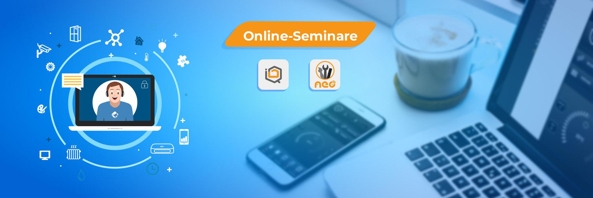online seminare header - smart home mit mediola