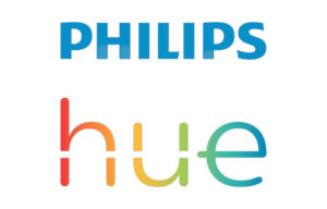 philips hue logo works with mediola