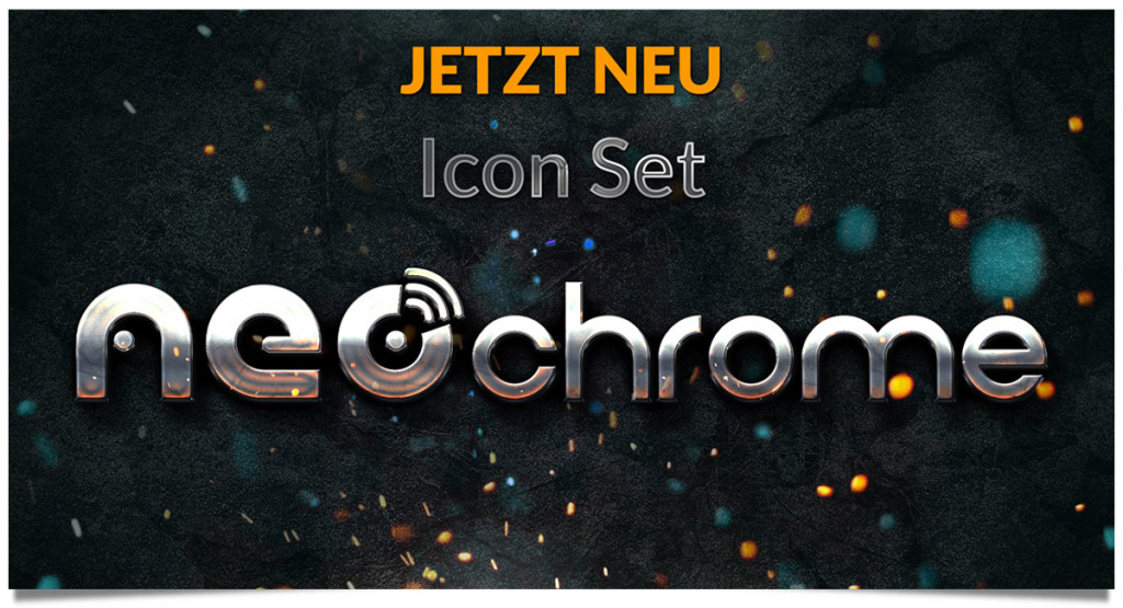 Release Iconset NEOchrome