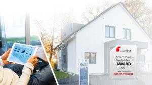 mediola® erneut Preisträger beim SmartHome Deutschland Award