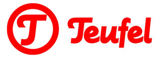 teufel logo - works with mediola