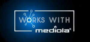 works with mediola logo light