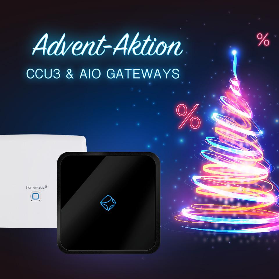 pop up Advent Aktion
